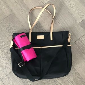 Excellent condition Kate Spade ♠️ Diaper Tote